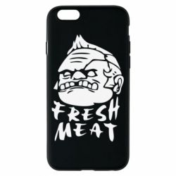 Чехол для iPhone 6/6S Fresh Meat Pudge - FatLine