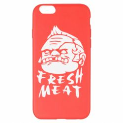 Чехол для iPhone 6 Plus/6S Plus Fresh Meat Pudge - FatLine