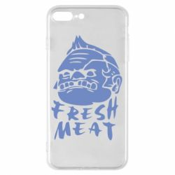 Чехол для iPhone 7 Plus Fresh Meat Pudge - FatLine