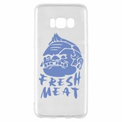 Чехол для Samsung S8 Fresh Meat Pudge - FatLine
