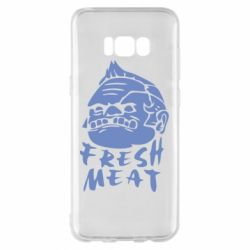 Чехол для Samsung S8+ Fresh Meat Pudge - FatLine