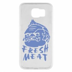 Чехол для Samsung S6 Fresh Meat Pudge - FatLine