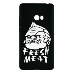 Чехол для Xiaomi Mi Note 2 Fresh Meat Pudge - FatLine
