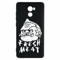 Чехол для Xiaomi Redmi 4 Fresh Meat Pudge - FatLine