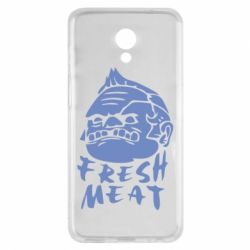 Чехол для Meizu M6s Fresh Meat Pudge - FatLine