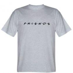 Мужская футболка Friends (Друзья) - FatLine