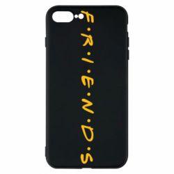 Чехол для iPhone 8 Plus Friends (Друзья)