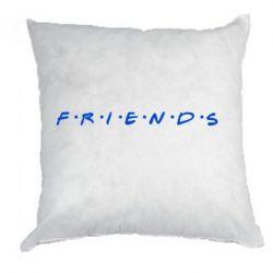 Подушка Friends (Друзья) - FatLine