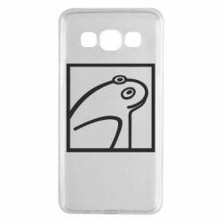 Чохол для Samsung A3 2015 Frog squared