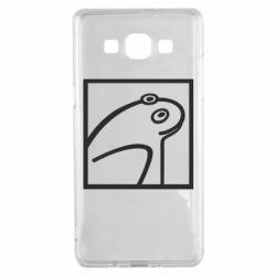 Чохол для Samsung A5 2015 Frog squared
