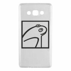 Чохол для Samsung A7 2015 Frog squared