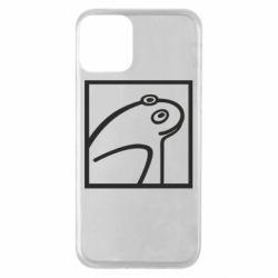 Чохол для iPhone 11 Frog squared