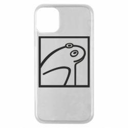 Чохол для iPhone 11 Pro Frog squared