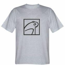 Чоловіча футболка Frog squared
