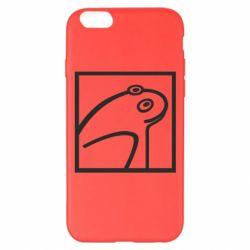Чохол для iPhone 6 Plus/6S Plus Frog squared