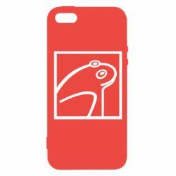 Чохол для iPhone 5 Frog squared