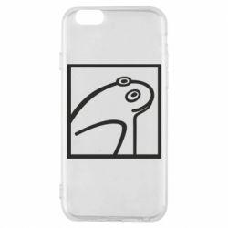 Чохол для iPhone 6 Frog squared