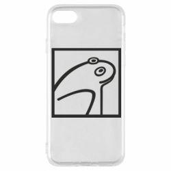 Чохол для iPhone 8 Frog squared