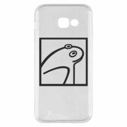 Чохол для Samsung A5 2017 Frog squared