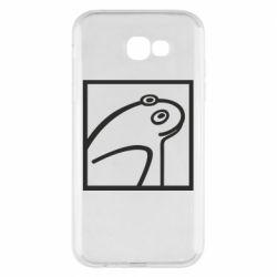 Чохол для Samsung A7 2017 Frog squared