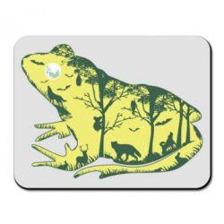 Килимок для миші Froggy Night