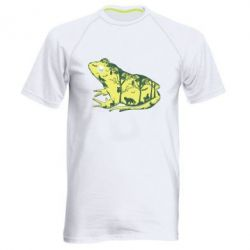 Чоловіча спортивна футболка Froggy Night