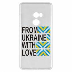 Чехол для Xiaomi Mi Mix 2 From Ukraine with Love (вишиванка)