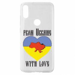 Чохол для Xiaomi Mi Play From Ukraine with Love