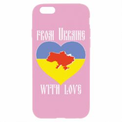 Чохол для iPhone 6/6S From Ukraine with Love