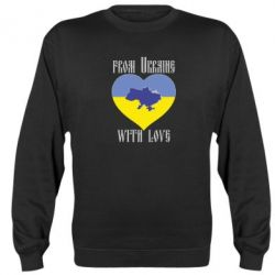 Реглан From Ukraine with Love - FatLine