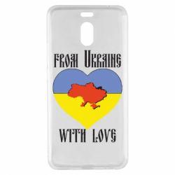 Чехол для Meizu M6 Note From Ukraine with Love - FatLine