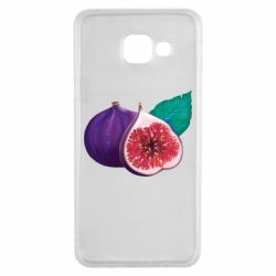 Чехол для Samsung A3 2016 Fruit Fig