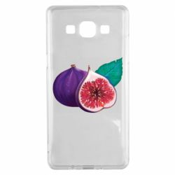 Чехол для Samsung A5 2015 Fruit Fig