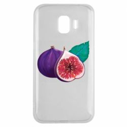 Чехол для Samsung J2 2018 Fruit Fig