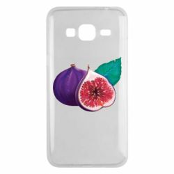 Чехол для Samsung J3 2016 Fruit Fig