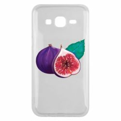 Чехол для Samsung J5 2015 Fruit Fig