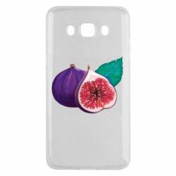 Чехол для Samsung J5 2016 Fruit Fig