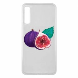 Чехол для Samsung A7 2018 Fruit Fig