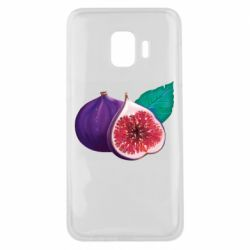 Чехол для Samsung J2 Core Fruit Fig