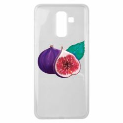 Чехол для Samsung J8 2018 Fruit Fig