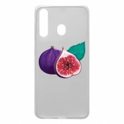 Чехол для Samsung A60 Fruit Fig