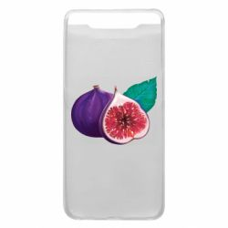 Чехол для Samsung A80 Fruit Fig