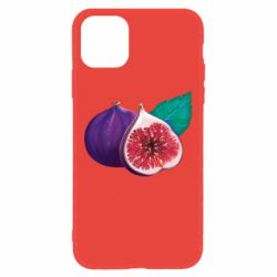 Чехол для iPhone 11 Fruit Fig