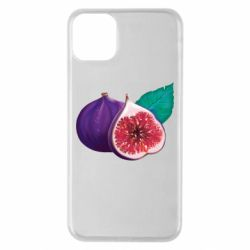 Чехол для iPhone 11 Pro Max Fruit Fig