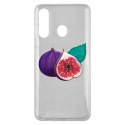 Чехол для Samsung M40 Fruit Fig