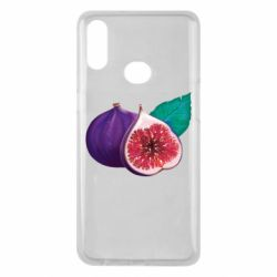 Чехол для Samsung A10s Fruit Fig