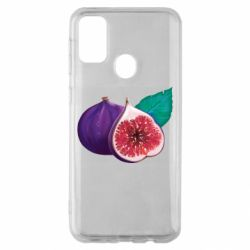 Чехол для Samsung M30s Fruit Fig