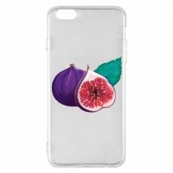 Чехол для iPhone 6 Plus/6S Plus Fruit Fig