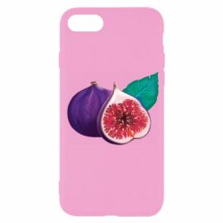 Чехол для iPhone 7 Fruit Fig