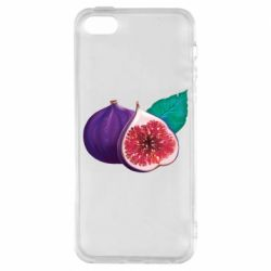 Чехол для iPhone5/5S/SE Fruit Fig